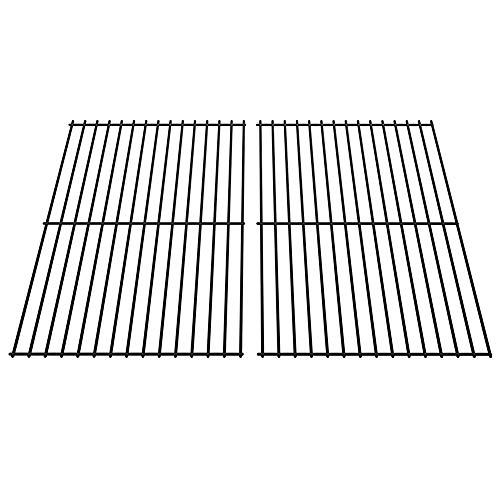 h Grill Grate Replacement for Charbroil 463240804 and More, Kenmore, Thermos 461246804, Master Chef, Centro and Others, Stainless Steel BBQ Cooking Grate Grid Parts(SS-KW008) ()