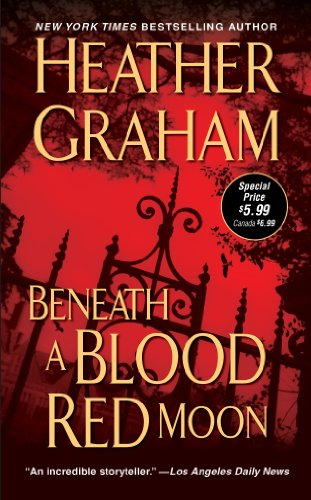 Beneath A Blood Red Moon (Alliance Vampires)
