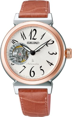 SEIKO LUKIA (SSVM008) LADY'S MECHANICAL AUTOMATIC WATCH 2013 MODEL (JAPAN IMPORT)