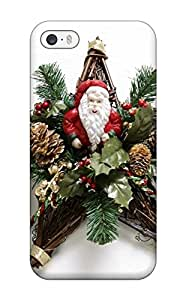 New Arrival Christmas Holiday Christmas GyDWhGn9383Tgqul Case Cover/ 5/5s Iphone Case