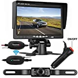 LeeKooLuu Wireless Backup Camera System for Car/SUV/Van/Pickup/RV/Trailer 7