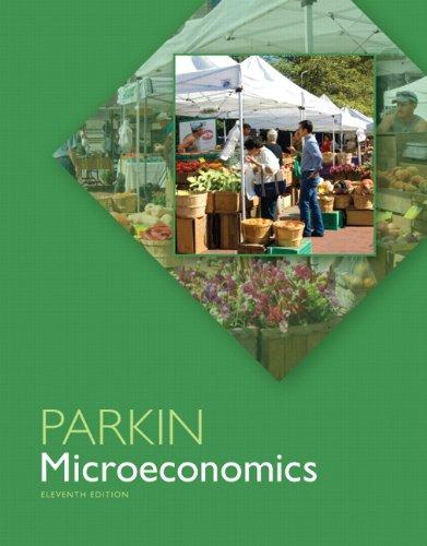 Microeconomics (11th Edition)