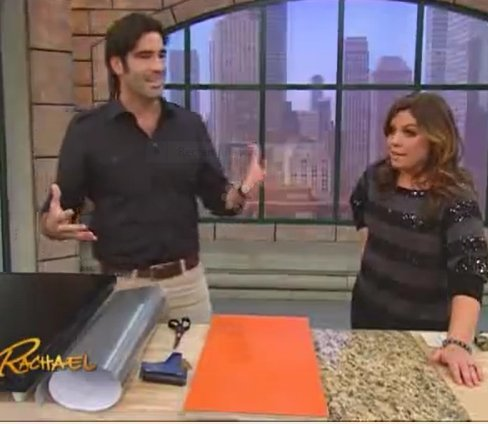 As Seen On TV Rachael Ray Show Contact Paper Hairline Sat...