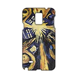 Angl 3D Case Cover Doctor Who Phone Case for For Iphone 6 Plus 5.5 inch Cover