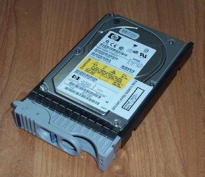 (HP 0950-4133 73GB U2 WIDE SCSI LVD DRIVE (9504133))