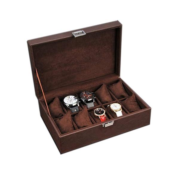 piuttosto bella più economico grande liquidazione xgfbh xgfbh-003-77 - Cofanetto porta orologi: Amazon.it: Orologi