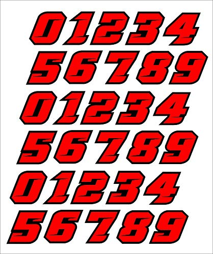 hockey helmet numbers - 8