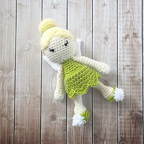Crochet Sarahi Doll, Coral Dress, Amigurumi Doll, Crochet Doll ... | 500x500