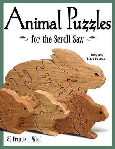 Animal Puzzles Scroll Saw Second product image