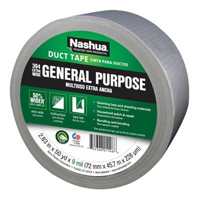 (1.89x60YD SLV Duct Tape by Berry Plastics)