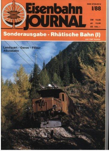 (Eisenbahn Journal No 1 88)