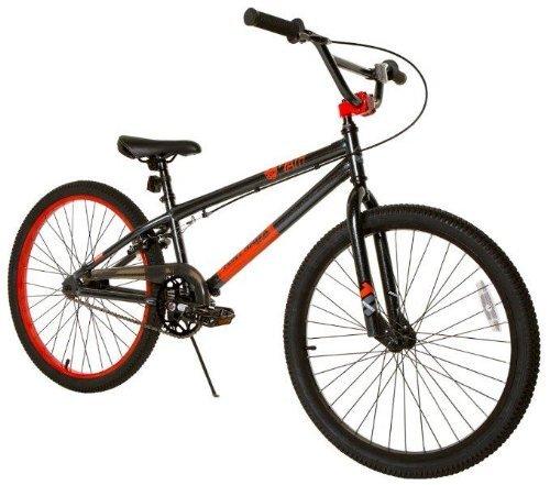 Tony Hawk Boy's Aftermath Bike Metallic Black 24-Inch [並行輸入品] B077S1Q1S1