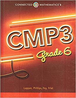 Connected Mathematics 3, Grade 6: Glenda Lappan, Elizabeth