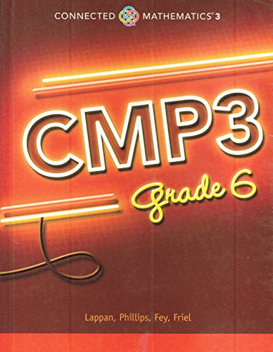 Connected Mathematics 3, Grade 6
