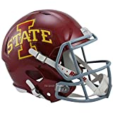 Iowa State Cyclones Officially Licensed NCAA Speed Full Size Replica Football Helmet