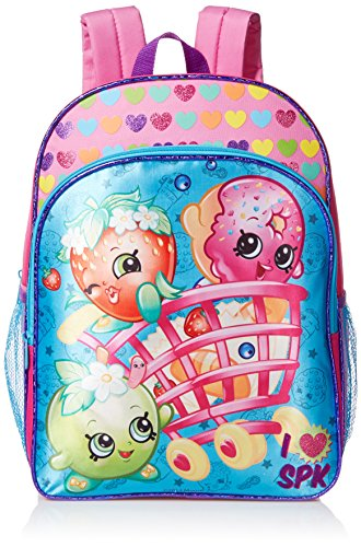 Shopkins Little Girls Inch Backpack product image