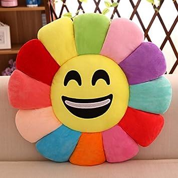 Awe Inspiring Amazon Com Vt Bighome Flower Chair Seat Cushions Pillow Download Free Architecture Designs Scobabritishbridgeorg