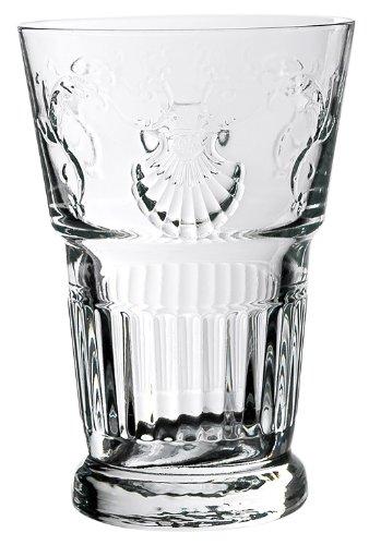 La Rochere Set Of 6, 14-ounce Versailles Beer Mugs