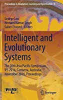 Intelligent and Evolutionary Systems Front Cover