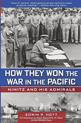Read Online How They Won the War in the Pacific: Nimitz And His Admirals PDF