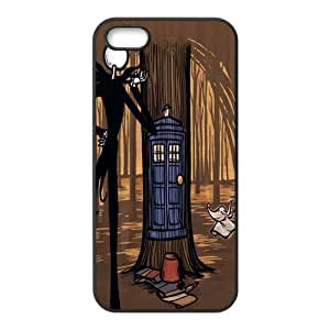 Cyber Monday Store Customize Doctor Who Cellphone Carrying Case for iphone 5 5S JN5S-2272