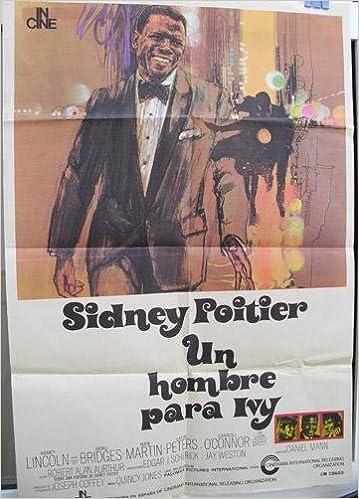 Cartel cine - Movie Poster : UN HOMBRE PARA IVY - Original ...