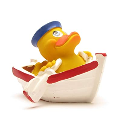 Rubber Duck Rowing Boat : Baby