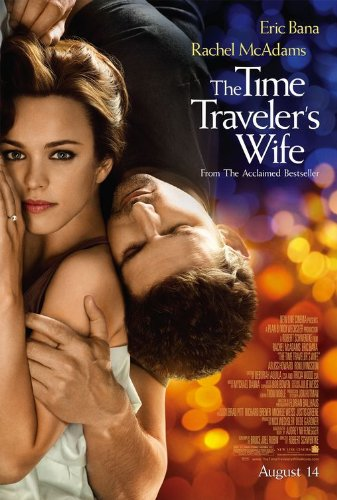 The Time Traveler's Wife Original, Authentic, Double-sided 27x40 Movie Poster