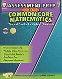 Assessment Prep for Common Core Mathematics, Grade 7 (Common Core Math Literacy)