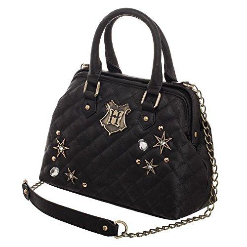Harry Potter Back To Hogwarts Quilted Embellished Handbag ()