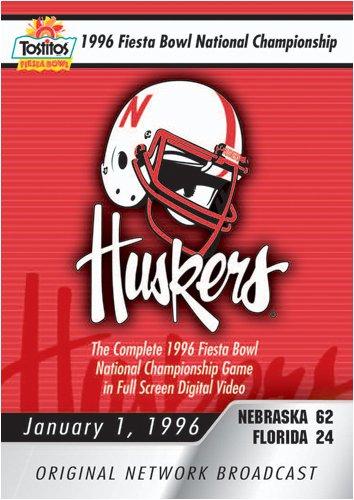 1996 Fiesta Bowl National Championship Game (Nebraska Cornhuskers Dvd)