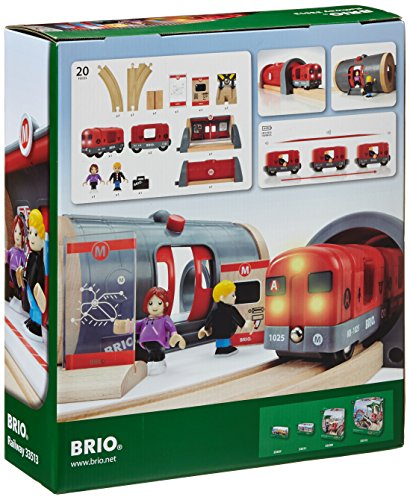 Brio Metro Railway Set Buy Online In Uae Toys And