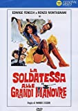 La Soldatessa Alle Grandi Manovre (Dvd)