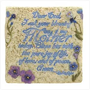 Mothers Blessing Mini Plaque - Style 12328