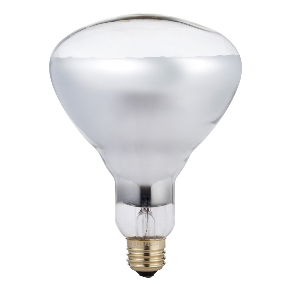 Phillips 416743 Heat L& 250-Watt BR40 Clear Flood Light Bulb - Incandescent Bulbs - Amazon.com  sc 1 st  Amazon.com : bathroom heat light bulb - www.canuckmediamonitor.org