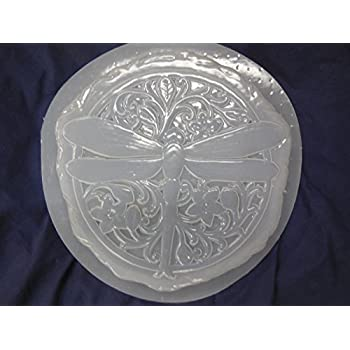 Dragonfly Garden Concrete Or Plaster Stepping Stone Mold 1296