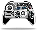 2010 Camaro RS White - Decal Style Skin fits Microsoft XBOX One S and One X Wireless Controller