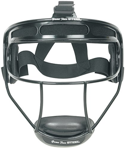 Markwort Game Face Steel Softball Safety (Softball Pitchers Face Guard)