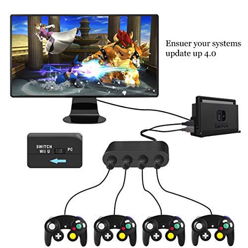 Gamecube Controller Input Display Zero