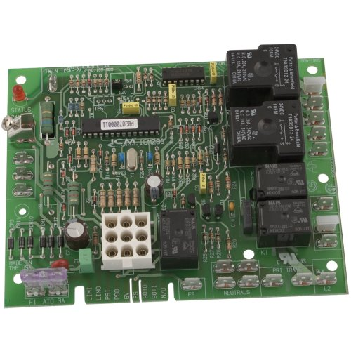 51%2BFZ0XBA7L icm controls icm280 furnace control replacement for oem models 50t35-743 wiring diagram at gsmx.co