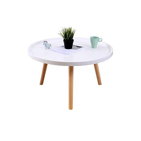 Amazon.com: CSQ - Mesa auxiliar combinada, mesa de café ...