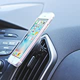 3 4 air vent - Cellet Made Air Vent Phone Mount Compatible for LG STYLO 4/3/2/Q Stylus/Stylo 3 Plus/Stylo 2V/Q7+/Phoenix Plus/Harmony 2/Aristo 2Plus/V35 ThinQ/Premier Pro LTE/K30/G7 ThinQ/Fortune 2/Risio3 G6 G5 V30