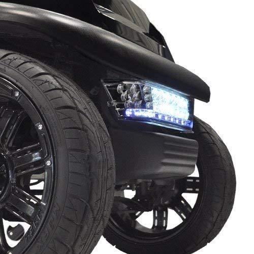 Madjax LED Light Kit - Fits Club Car Precedent 2004 -up Electric or Gas by Madjax
