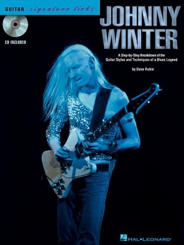 Signature Licks Video - Johnny Winter - Guitar Signature Licks