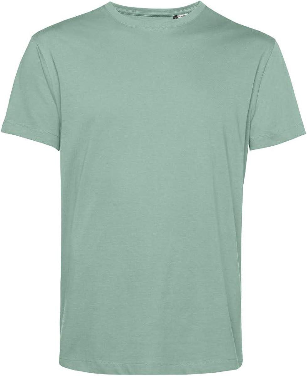 B/&C Collection TU01B Maglietta da uomo #Organic E150