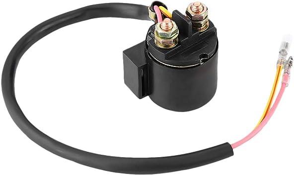 Duokon ATV Relay, solenoide de relé de arranque eléctrico de ...