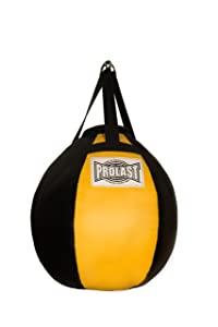 Muay Thai Bags - Prolast Filled Boxing MMA Muay Thai Wrecking Ball Heavy Punching Bag