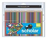 Prismacolor Scholar Colored Pencils (3-Pack of 60)