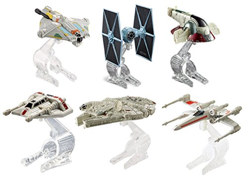 Hot Wheels Star Wars Starship (Star Wars Star Ship)