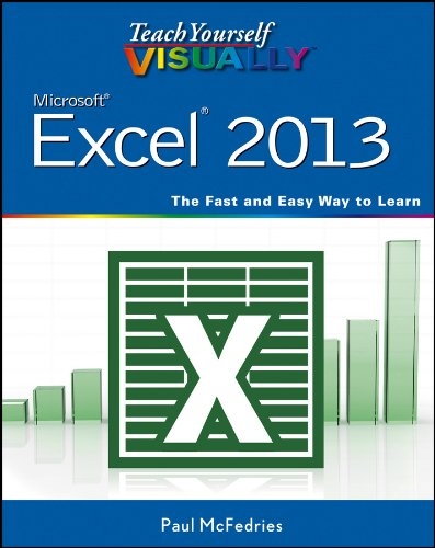 Teach Yourself VISUALLY Excel 2013]()